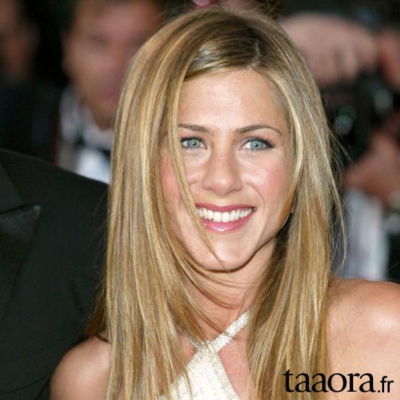 Coiffure Jennifer Aniston Friends