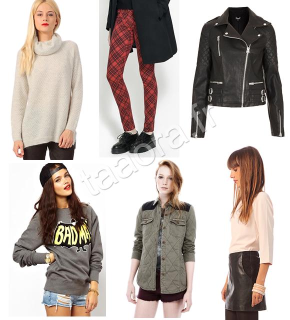 Tendances mode automne-hiver 2013-2014 – Les carnets d'Aurélia