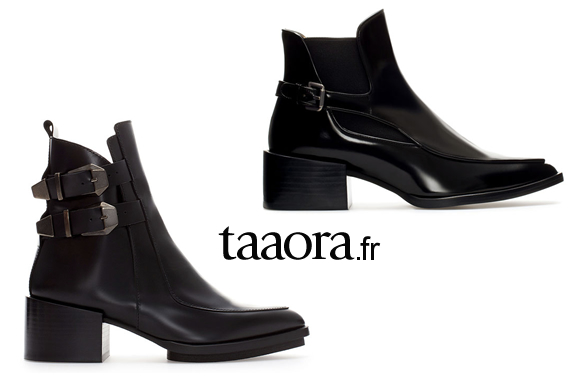 zara chaussures automne hiver 2013 2014 taaora blog. Black Bedroom Furniture Sets. Home Design Ideas