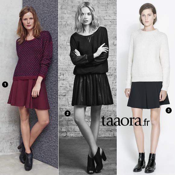 a8e2bf71ed50 Avec quoi porter une jupe patineuse   – Taaora – Blog Mode ...