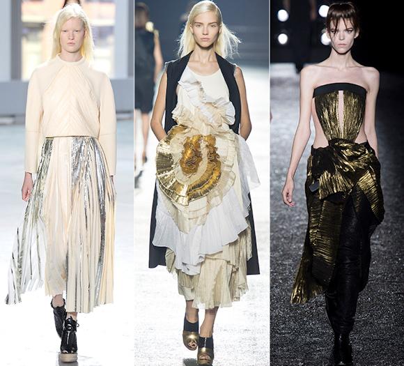 Les tendances mode de l'été 2014