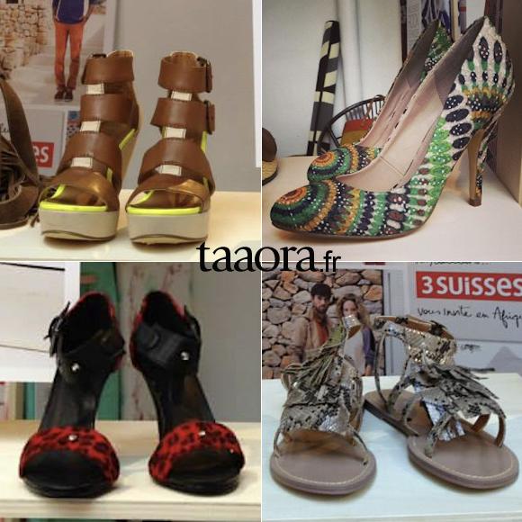 Chaussures Printemps-Été 2014
