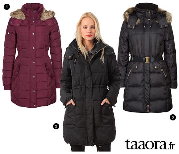 Quelle doudoune longue pour l hiver 2014 taaora blog mode tendances looks - Couvrir arbuste pour l hiver ...