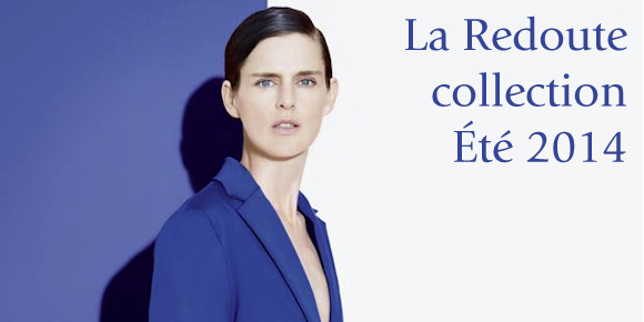 Collection La Redoute Printemps-Été 2014