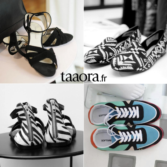 Chaussures La Redoute Printemps-Été 2014