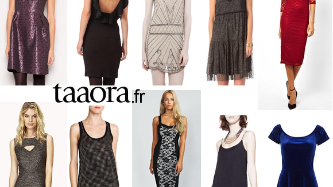 10 Robes De Soiree Pour Les Fetes 2013 A Moins De 50 Euros Taaora Blog Mode Tendances Looks