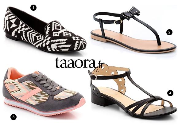 chaussure la redoute creation