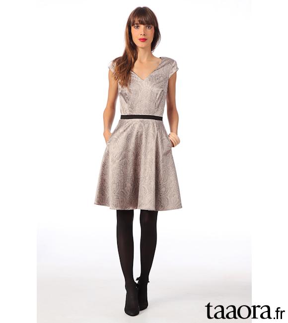 robe soiree naf naf la mode des robes de france. Black Bedroom Furniture Sets. Home Design Ideas