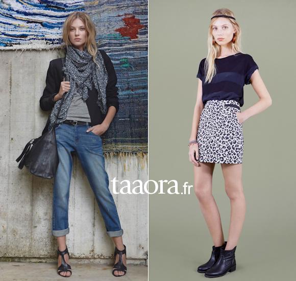 Comptoir des cotonniers printemps t 2014 taaora blog - Au comptoir des cotonniers ...