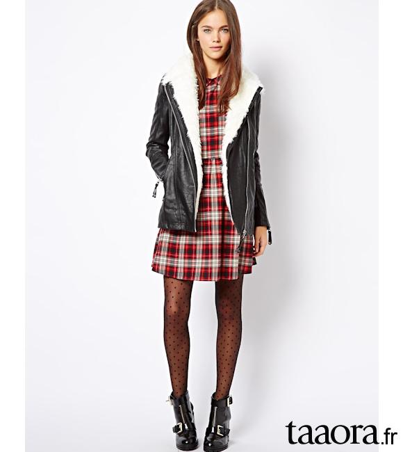 S'habiller robe hiver