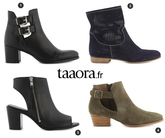 minelli chaussures printemps t 2014 taaora blog mode tendances looks. Black Bedroom Furniture Sets. Home Design Ideas
