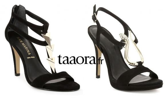 8a3b30c81708 San Marina chaussures Printemps-Été 2014 – Taaora – Blog Mode ...