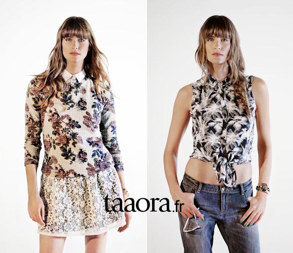 Cama eu printemps t 2014 taaora blog mode tendances - Veste printemps quelles sont les tendances pour cette saison ...