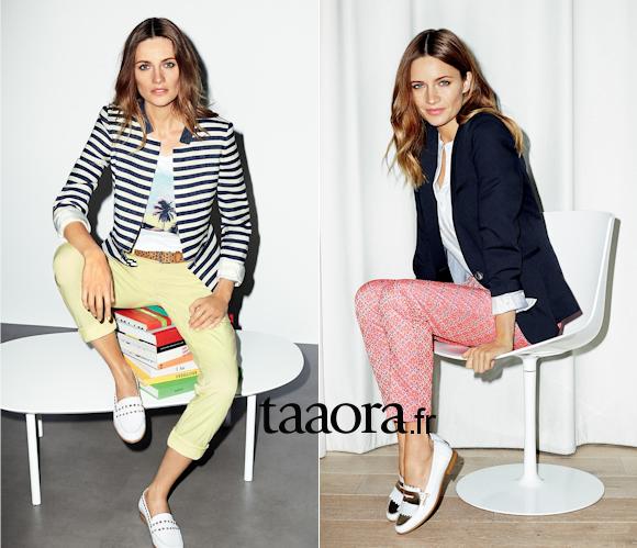 6270eadf3c4 Caroll Printemps-Été 2014 – Taaora – Blog Mode