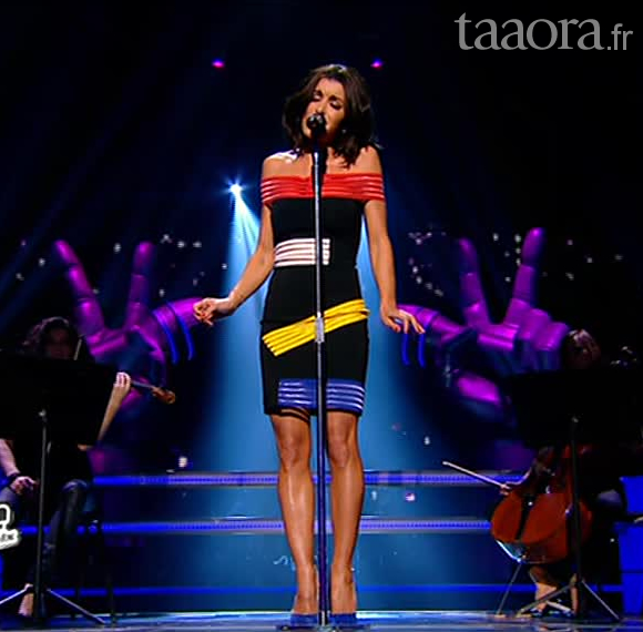 La robe de Jenifer pour les Battles de The Voice 2014 - Taaora - Blog Mode, Tendances, Looks