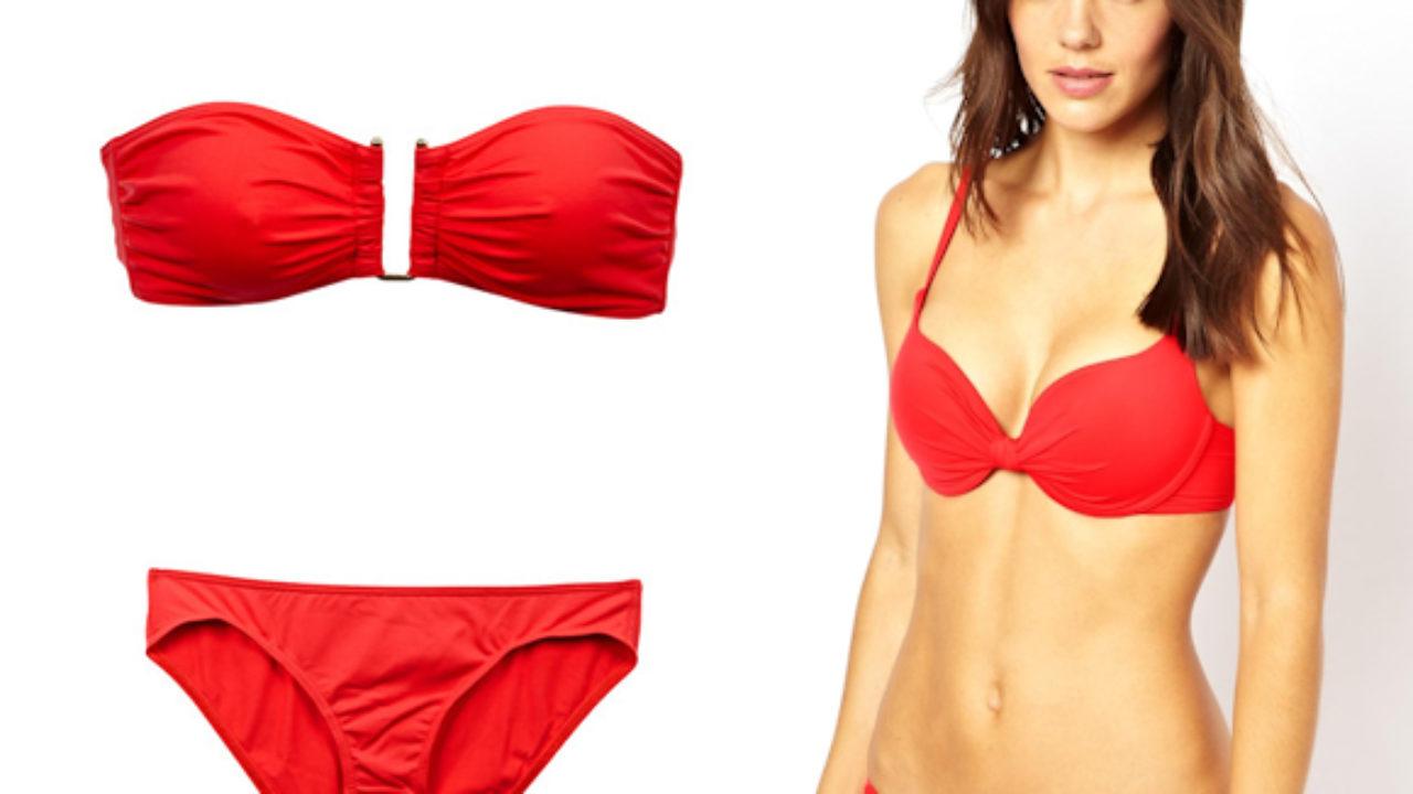d87ac79411 Un bikini rouge pour ce Printemps-Été 2014 – Taaora – Blog Mode, Tendances,  Looks