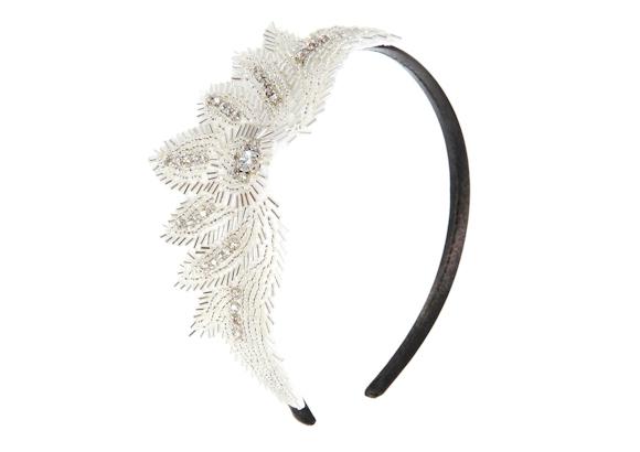 style à la mode rencontrer design élégant Bandeau et serre-tête année 20 : où trouver des accessoires ...