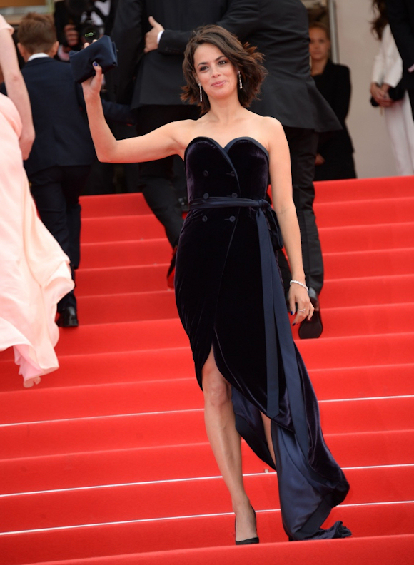 Cannes 2014 Marion Cotillard B 233 R 233 Nice Bejo Jessica