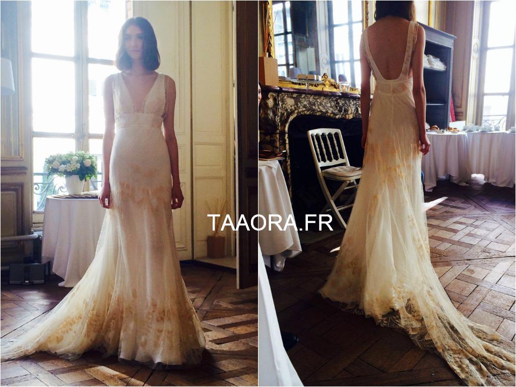 robe Harold Delphine Manivet , l'une des robes de mariées phares de ...