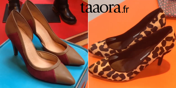 escarpins 3 suisses collection chaussures automne hiver. Black Bedroom Furniture Sets. Home Design Ideas