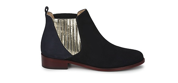f61a7cf6204f1 bottines chelsea plates,charmant Noir New Look Bottines Chelsea Plates  37TH336 Chaussures Homme Femme