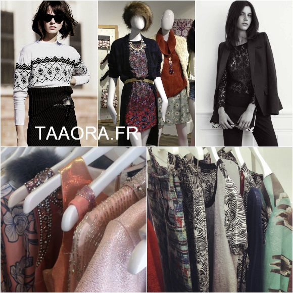 Collections mode automne-hiver 2014-2015 – Taaora – Blog Mode ... 74f370d121a