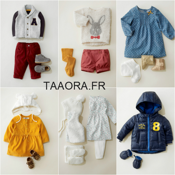 La redoute collection b b automne hiver 2014 2015 taaora blog mode tend - La redoute automne hiver 2015 ...