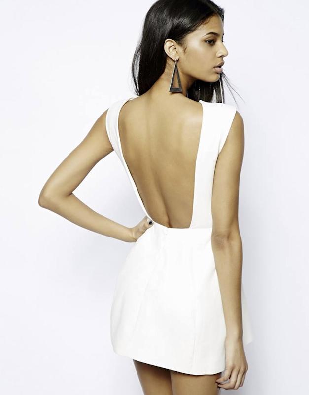 de4a9423f50 ... et pour le devant de la robe je voudrais quelque chose de ni trop  décolleté ni trop ras de coup comme on le voit dans cette robe asos.