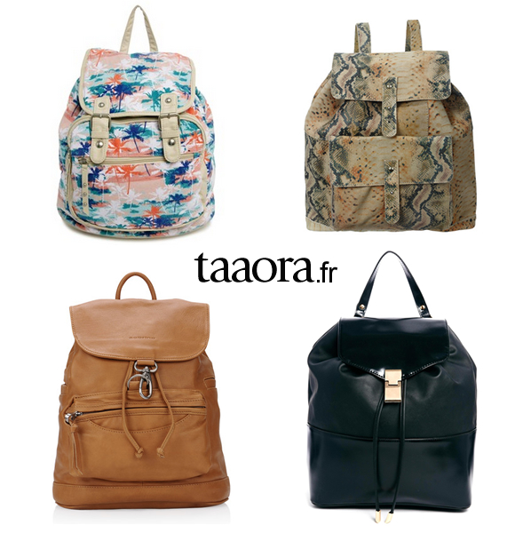 sac dos tendance t 2014 taaora blog mode. Black Bedroom Furniture Sets. Home Design Ideas