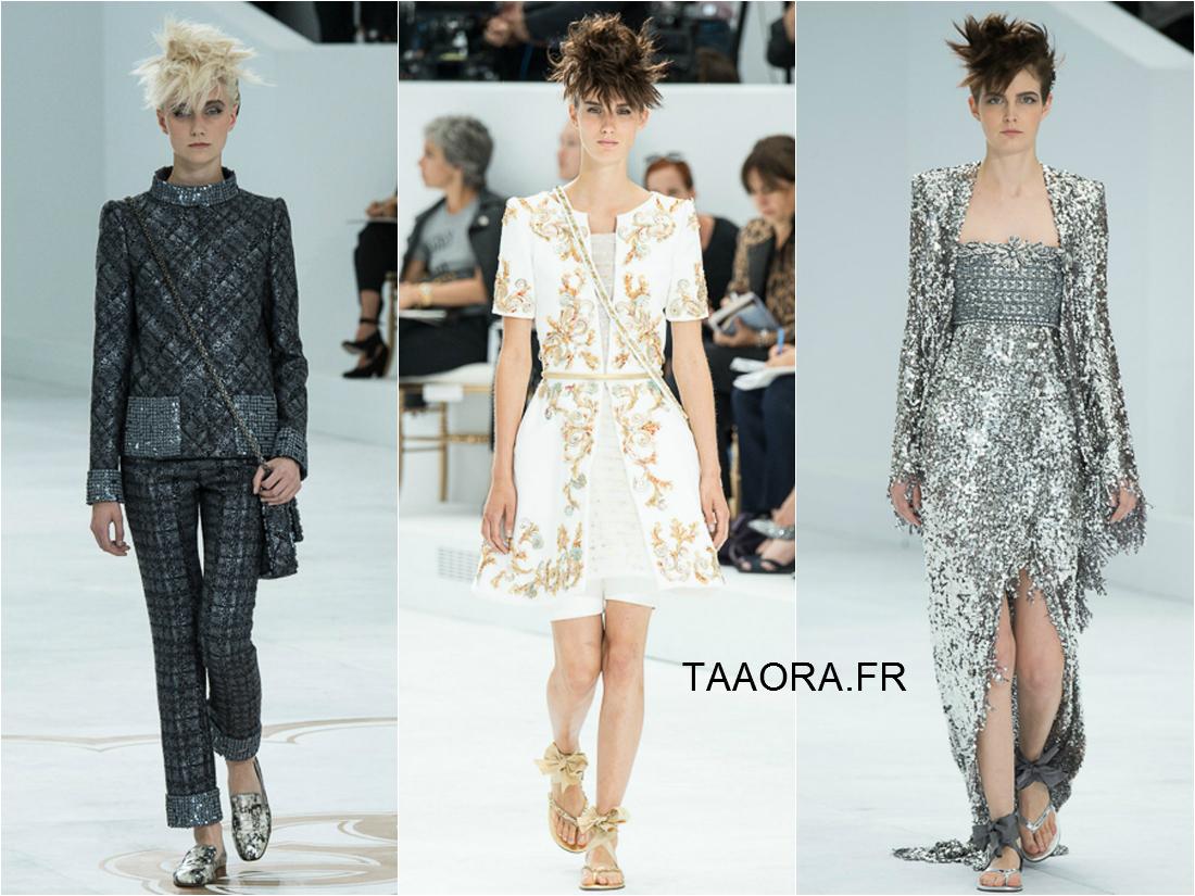 Haute couture automne hiver 2014 2015 chanel dior elie for Chanel haute couture 2015