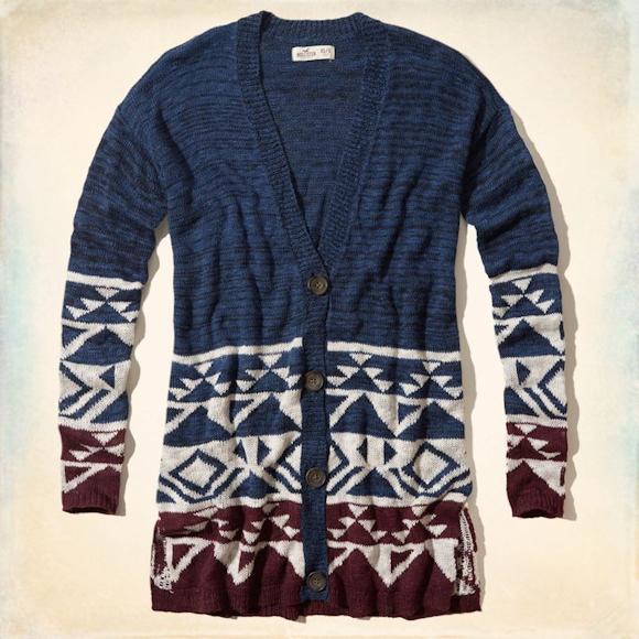 Que mettre avec un cardigan bleu aztec sweater dress - Que mettre avec un jean bleu ...
