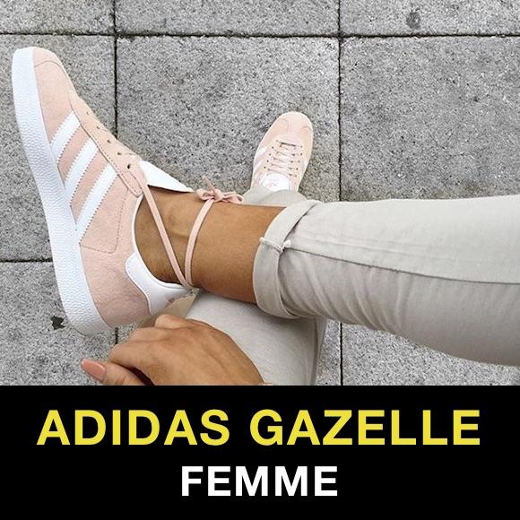 Adidas Gazelle Femme