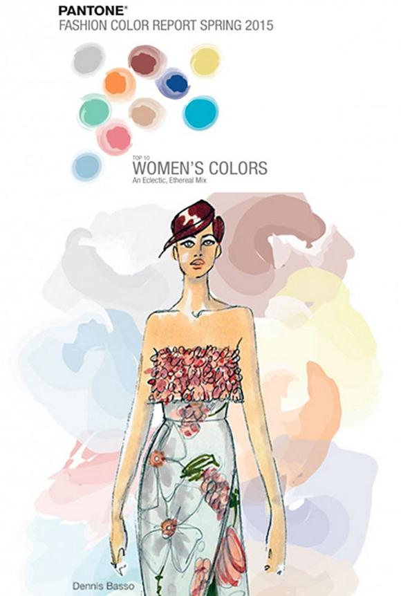 Les 10 couleurs du printemps-été 2015 – Taaora – Blog Mode ... 67bd20e9097