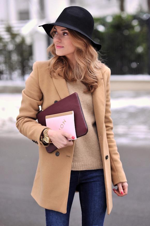 meilleures baskets 5a0e9 fd848 Manteau camel Zara – Taaora – Blog Mode, Tendances, Looks