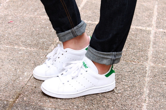 Stan Smith Rouge Porté