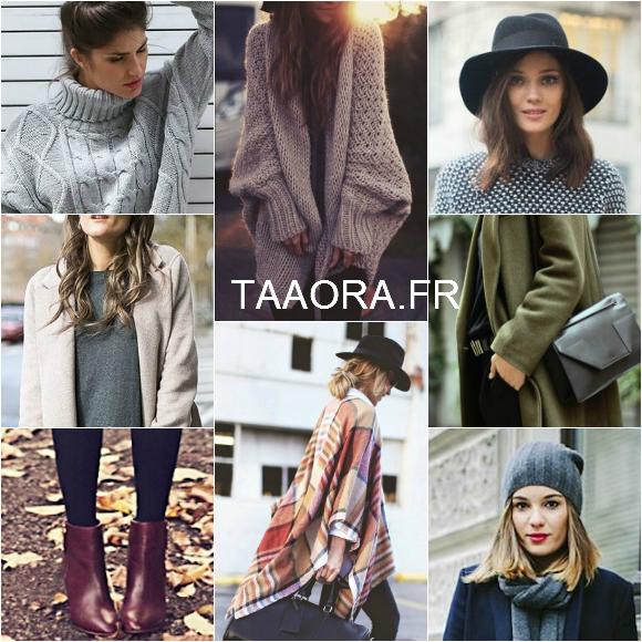 streetstyle 8 id es de looks pour l automne 2014 taaora blog mode tendances looks. Black Bedroom Furniture Sets. Home Design Ideas