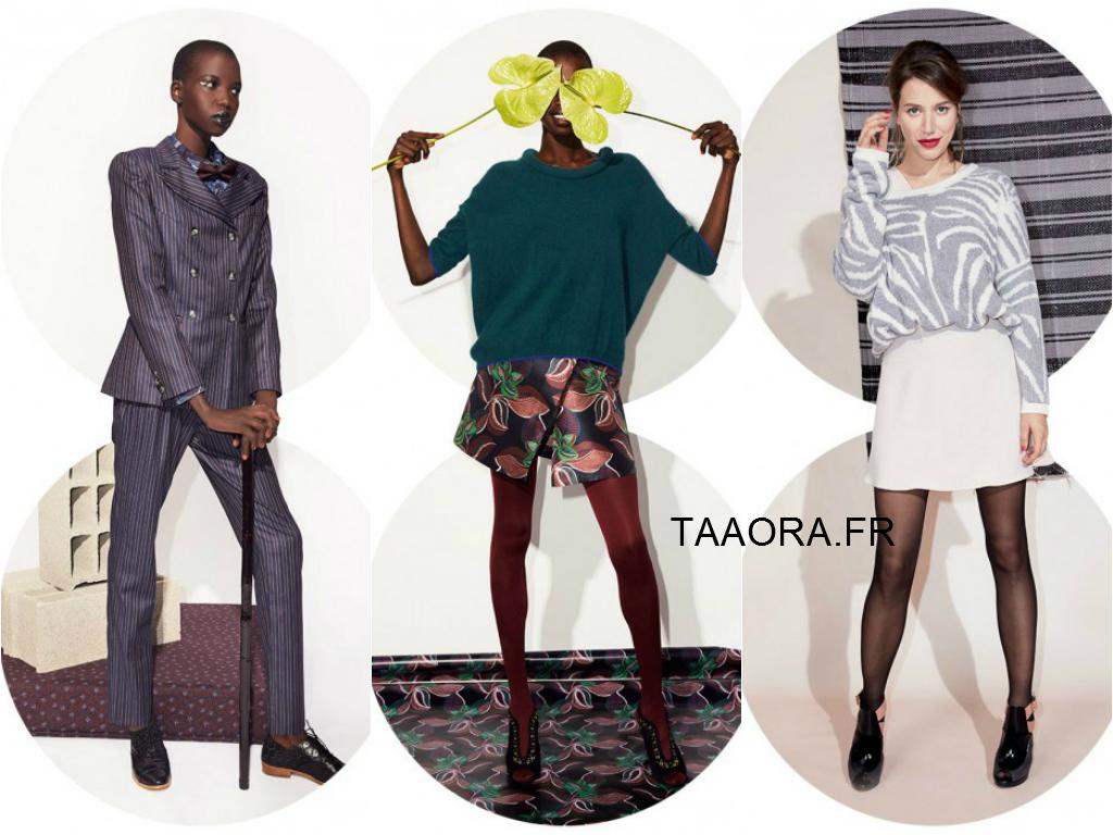 kooka automne hiver 2014 2015 taaora blog mode. Black Bedroom Furniture Sets. Home Design Ideas