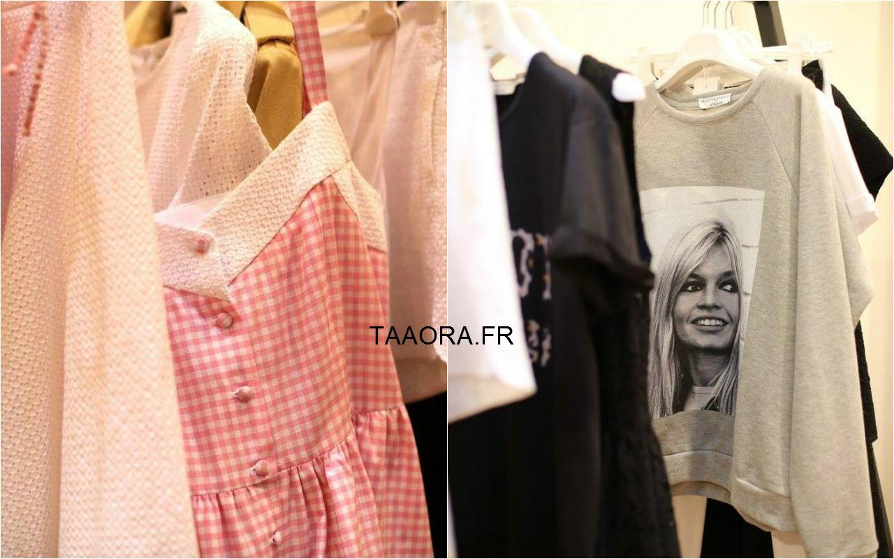 la redoute printemps t 2015 s zane polder brigitte bardot jeanne damas taaora blog. Black Bedroom Furniture Sets. Home Design Ideas