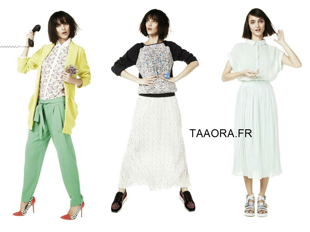 3 suisses collection printemps t 2015 le lookbook taaora blog mode t - Catalogue la redoute printemps ete 2015 ...