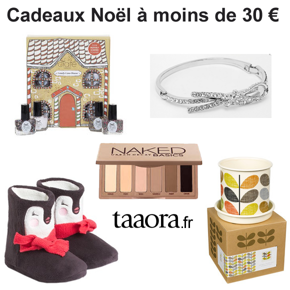 Cadeau de noel 30 euros quotesdelivered - Idee cadeau 5 euros ...