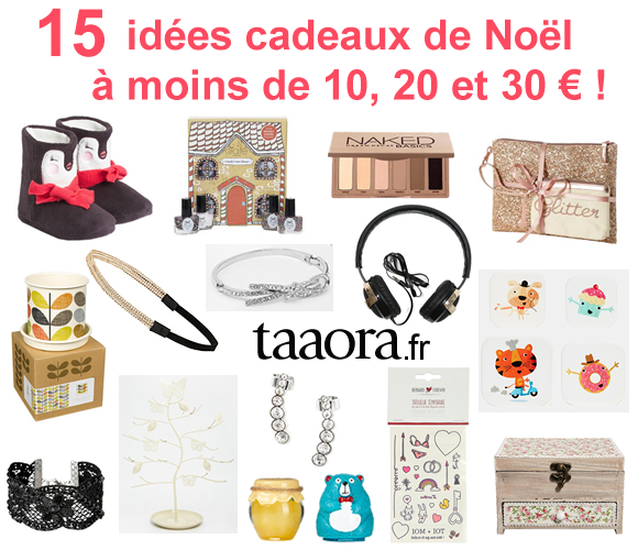 15 id es de cadeaux de no l pour femme moins de 10 20. Black Bedroom Furniture Sets. Home Design Ideas