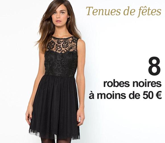 0195c63b8d8 Robe noire fete de noel – Robes de soirée élégantes populaires en France