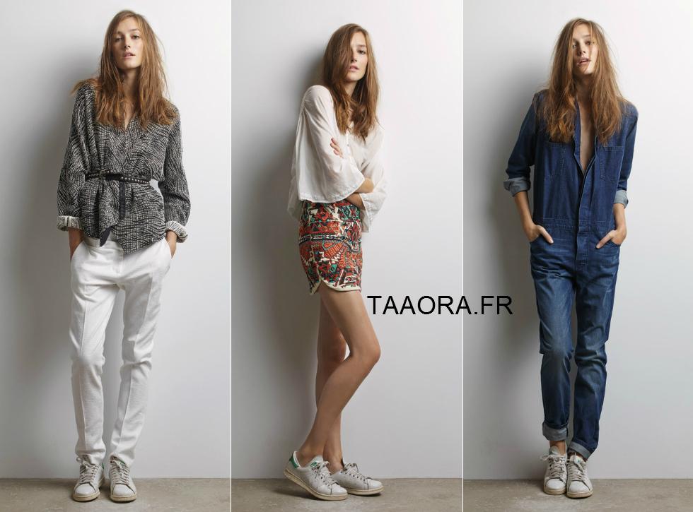 ba sh printemps t 2015 taaora blog mode tendances looks. Black Bedroom Furniture Sets. Home Design Ideas
