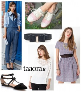 Collections taaora blog mode tendances looks page 10 - Catalogue la redoute printemps ete 2015 ...