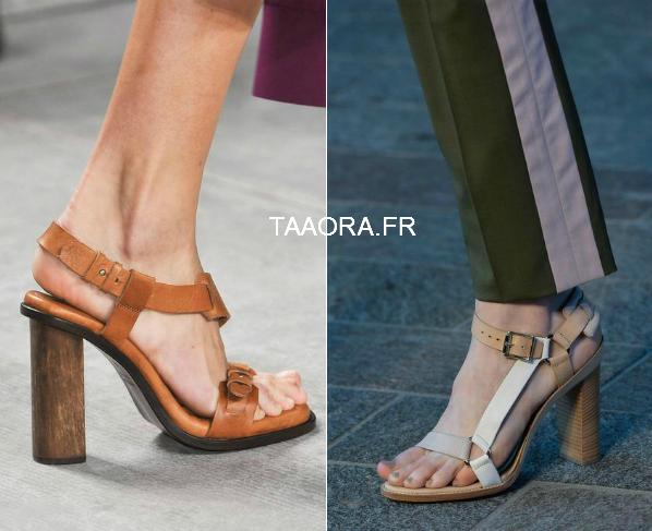 fe3e59bb7806 Tendances chaussures printemps-été 2015 – Taaora – Blog Mode ...