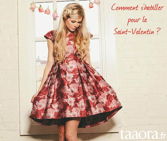 15 id es de tenues pour la saint valentin en images - Idees pour la saint valentin ...