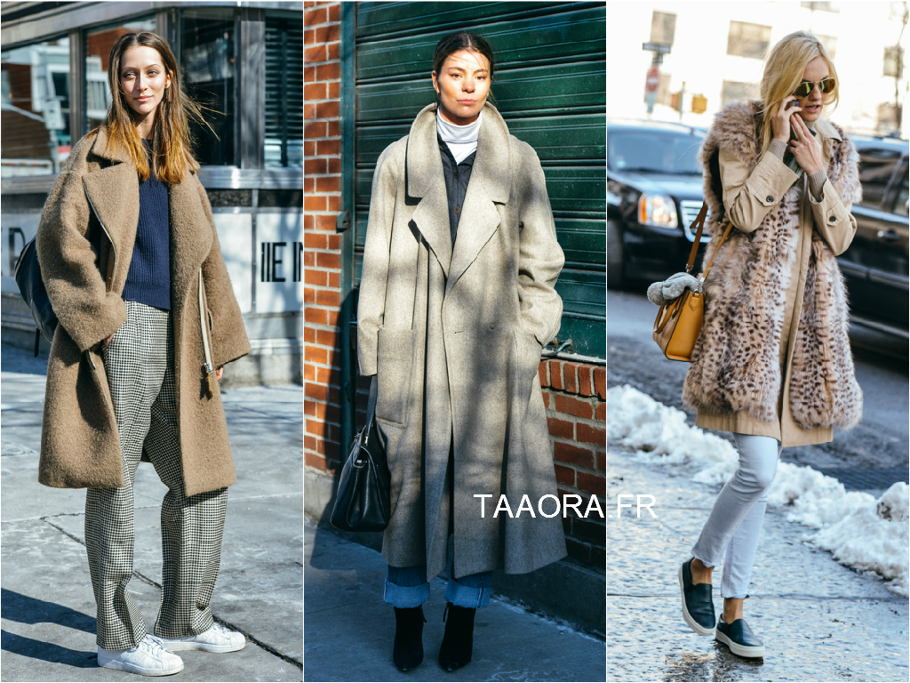 streetlooks la fashion week de new york automne hiver 2015 2016 taaora blog mode. Black Bedroom Furniture Sets. Home Design Ideas