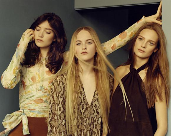 Zara cagne printemps-été 2015