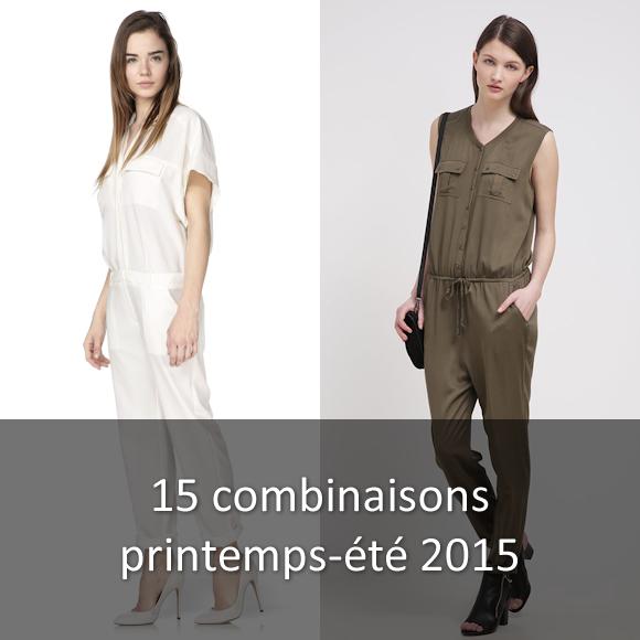 f9cbca341a4ead 15 combinaisons pour le printemps-été 2015 – Taaora – Blog Mode ...