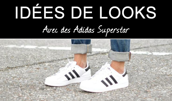 fabulous ides de looks avec des adidas superstar et un jean ou un pantalon with tenue swag ado